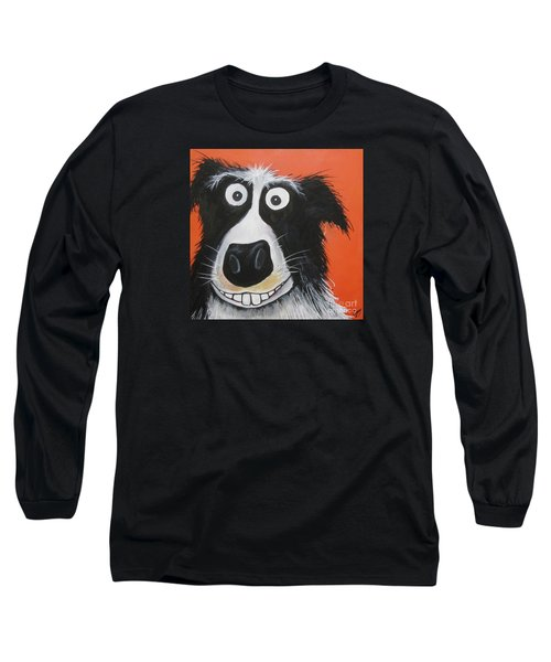 Mr Dog Long Sleeve T-Shirt