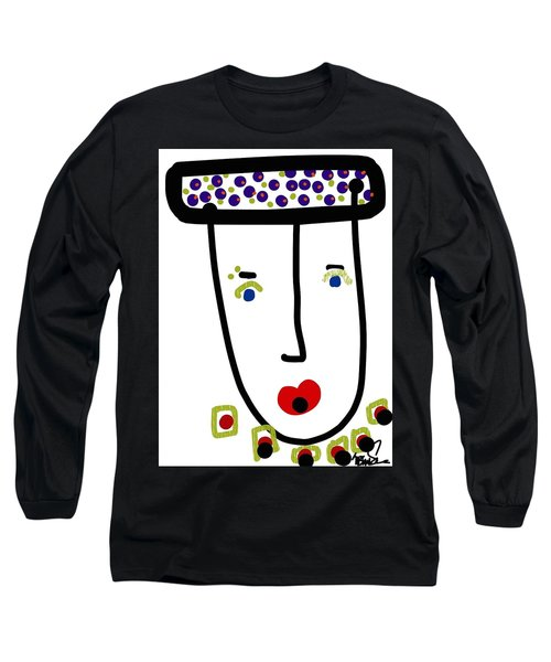 Mr. Glamour Pie Long Sleeve T-Shirt