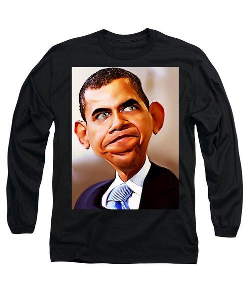 Mr. President Long Sleeve T-Shirt