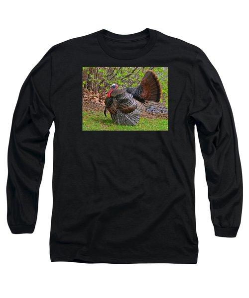 Mr. Turkey Long Sleeve T-Shirt