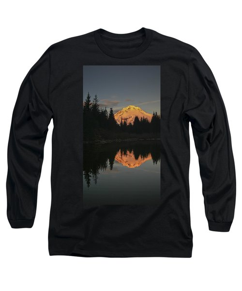 Mt Hood Alpenglow II Long Sleeve T-Shirt