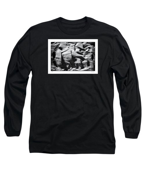 Mud Long Sleeve T-Shirt by R Thomas Berner