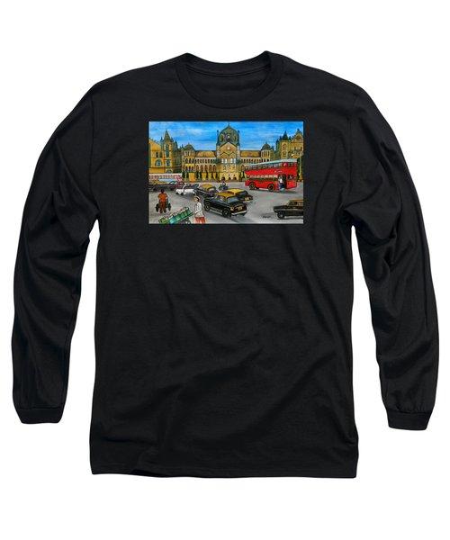Mumbai Meri Jaan Long Sleeve T-Shirt
