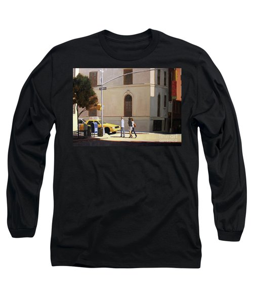 Murray Hill Long Sleeve T-Shirt