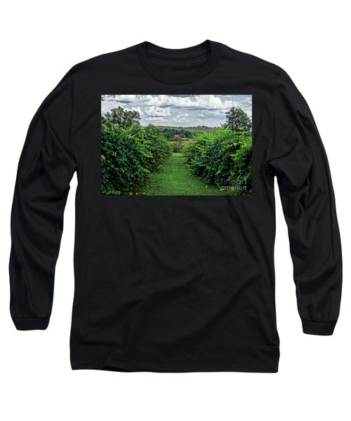 Muscadine View Long Sleeve T-Shirt