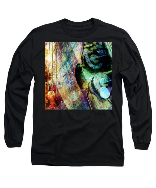 Music II Long Sleeve T-Shirt
