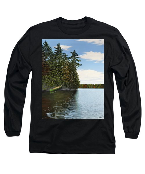 Muskoka Shores Long Sleeve T-Shirt