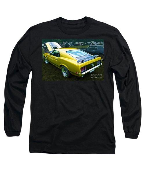 Mustang Boss 302 Long Sleeve T-Shirt