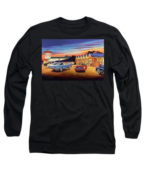 Mustang Sally - Shelton's Diner 2 Long Sleeve T-Shirt