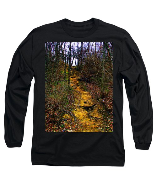Mustard Hill Long Sleeve T-Shirt
