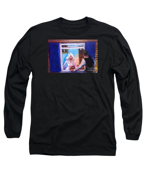 Intimate Conversation Long Sleeve T-Shirt
