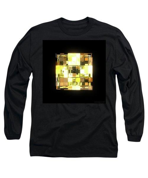 My Cubed Mind - Frame 001 Long Sleeve T-Shirt
