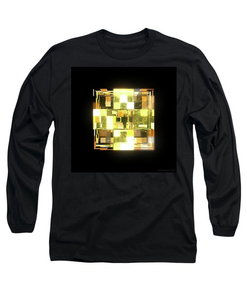 My Cubed Mind - Frame 019 Long Sleeve T-Shirt