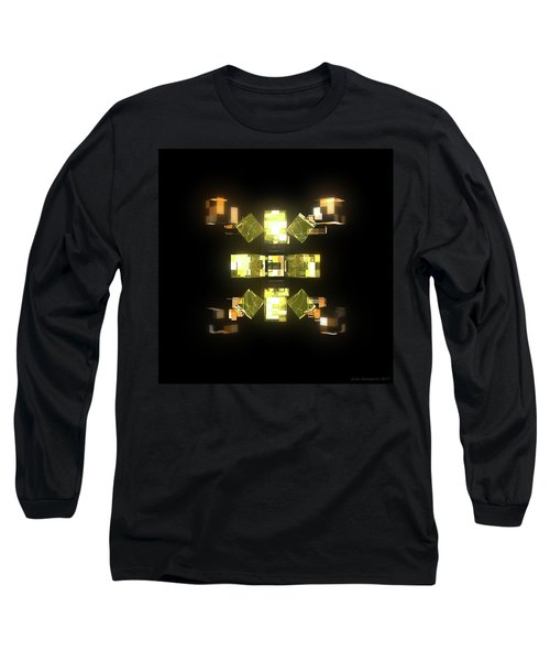 My Cubed Mind - Frame 085 Long Sleeve T-Shirt
