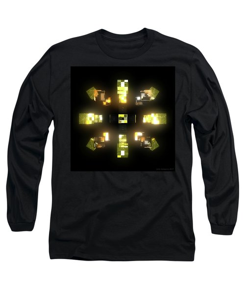My Cubed Mind - Frame 172 Long Sleeve T-Shirt