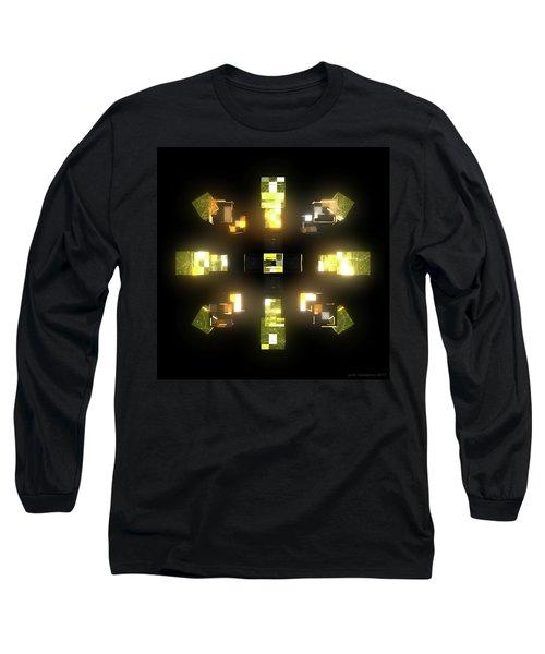 My Cubed Mind - Frame 172 Long Sleeve T-Shirt