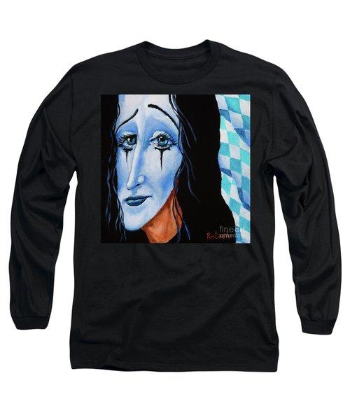 My Dearest Friend Pierrot Long Sleeve T-Shirt