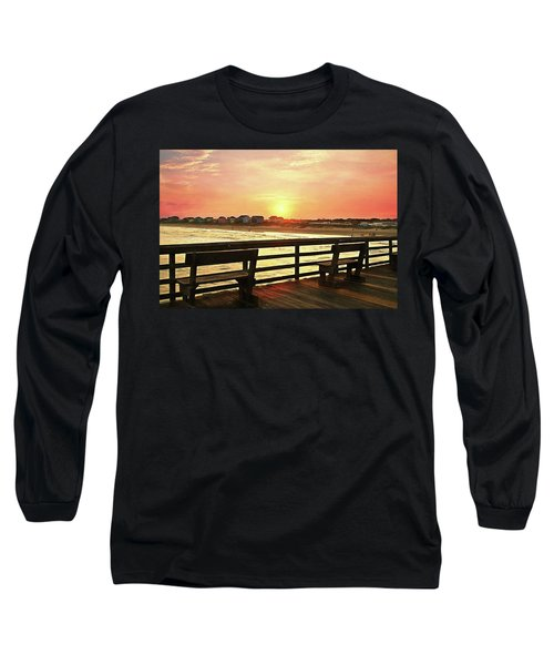 My Favorite Place Long Sleeve T-Shirt by Benanne Stiens