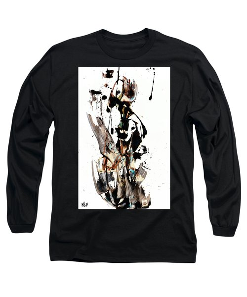 My Form Of Jazz Series 10062.102909 Long Sleeve T-Shirt by Kris Haas