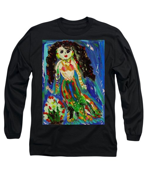 My Gypsy Mermaid Long Sleeve T-Shirt