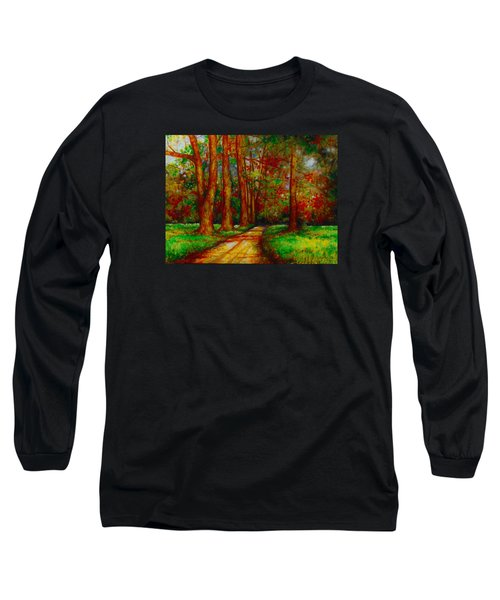 My Land Long Sleeve T-Shirt by Emery Franklin