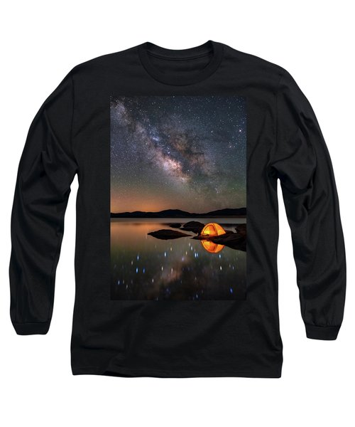 My Million Star Hotel Long Sleeve T-Shirt by Darren White