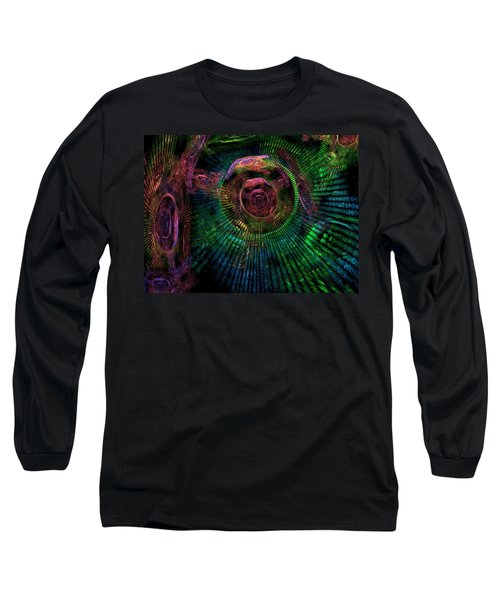 My Mind's Eye Long Sleeve T-Shirt