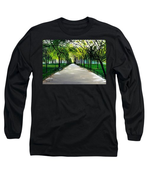 My Poet's Walk Long Sleeve T-Shirt