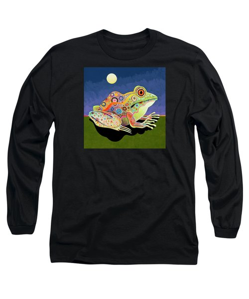 My Prince Long Sleeve T-Shirt by Bob Coonts