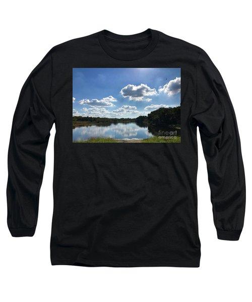 Myakka River State Park Long Sleeve T-Shirt