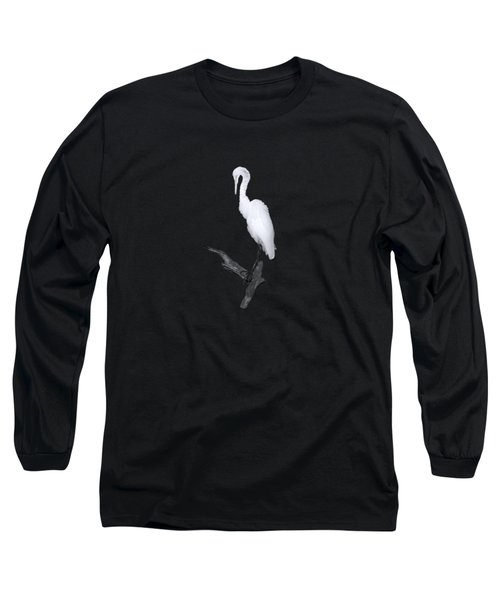 Mystery Of The Great White Long Sleeve T-Shirt