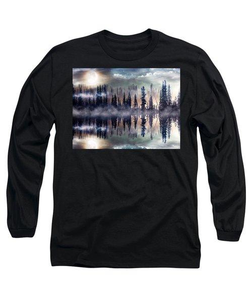 Mystic Lake Long Sleeve T-Shirt