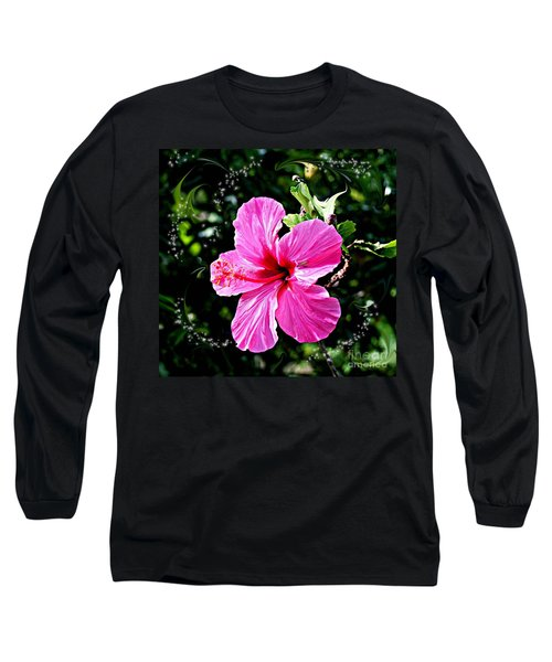 Long Sleeve T-Shirt featuring the photograph Mystical Bloom by The Art of Alice Terrill