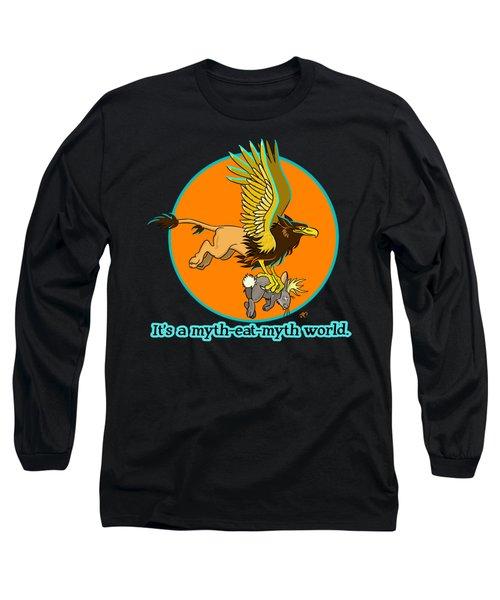 Mythhunter Long Sleeve T-Shirt