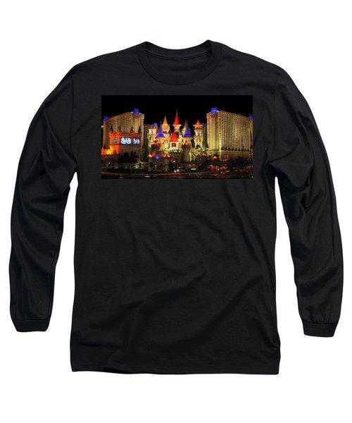 Mythologic Palace Long Sleeve T-Shirt