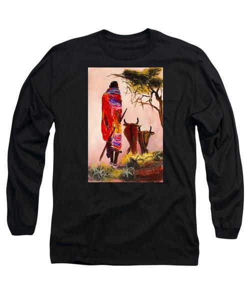 N 112 Long Sleeve T-Shirt