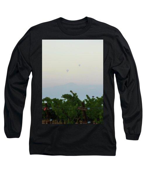 Napa Rides Long Sleeve T-Shirt