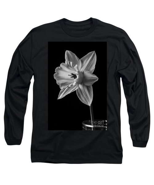 Narcissus Flower Long Sleeve T-Shirt