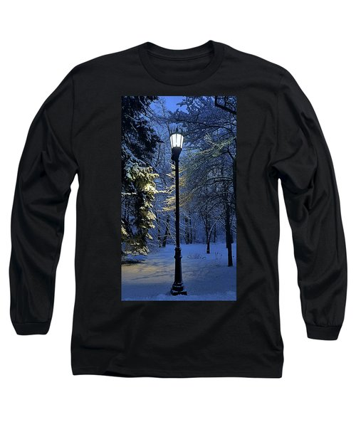 Long Sleeve T-Shirt featuring the photograph Narnia by Phil Koch