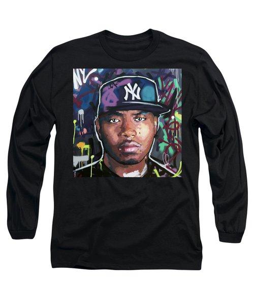 Nas Long Sleeve T-Shirt