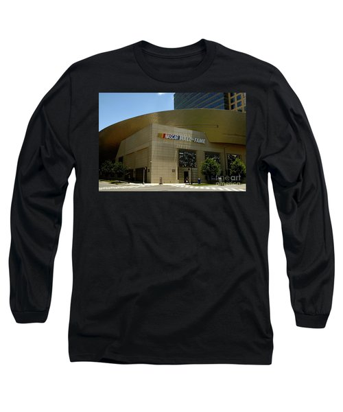 Nascar Hall Of Fame Long Sleeve T-Shirt