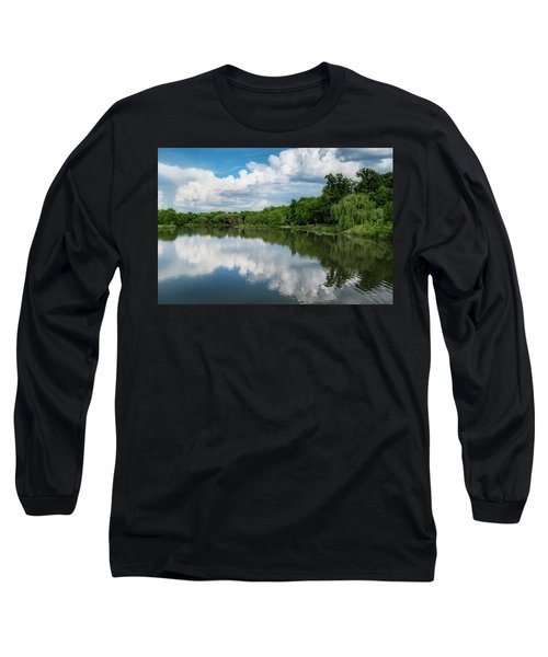 Nathanael Greene Park Long Sleeve T-Shirt