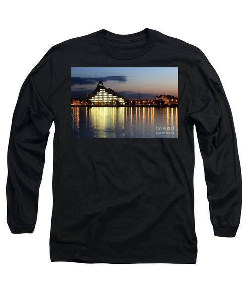 National Library Of Latvia Long Sleeve T-Shirt