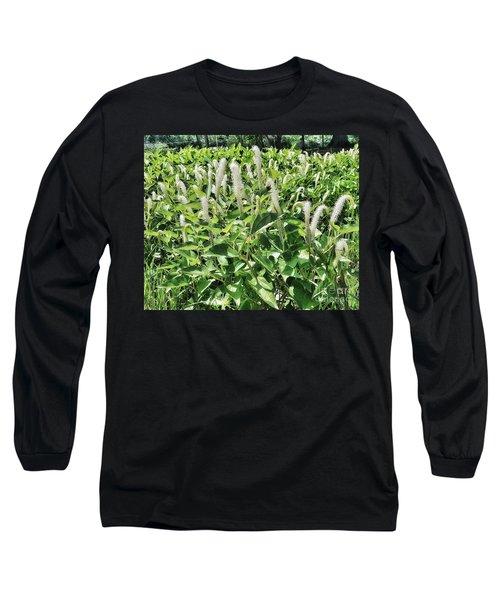 Natural Vision Long Sleeve T-Shirt