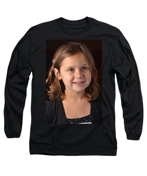 Naturally Kayleigh Long Sleeve T-Shirt