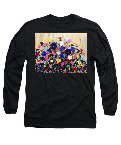 Natures Bouquet  Long Sleeve T-Shirt