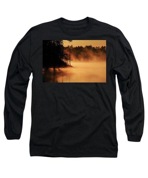 Nature's Breath Long Sleeve T-Shirt