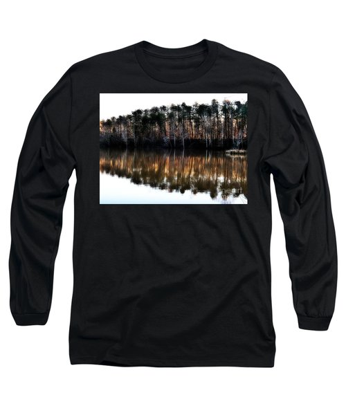 Nature's Design  Long Sleeve T-Shirt by Christy Ricafrente