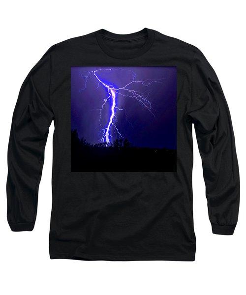 Nature's Light Show Long Sleeve T-Shirt
