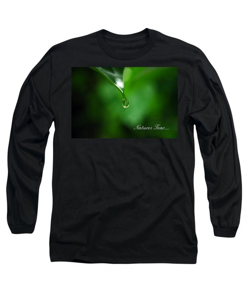 Natures Tear Long Sleeve T-Shirt